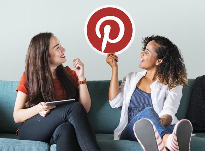 Đa phần người sử dụng Pinterest là phụ nữ