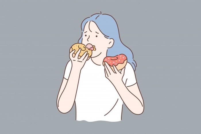 Căng thẳng, stress có thể khiến bạn ăn uống mất kiểm soát