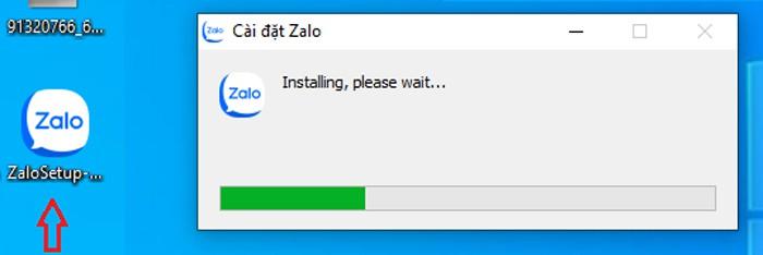 Cách cài đặt Zalo trên máy tính