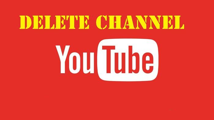 Cách xóa kênh Youtube