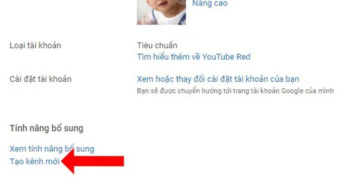 Cách lập kênh Youtube kiếm tiền