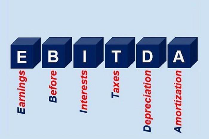 EBITDA là thu nhập ròng và lãi vay, thuế và khấu hao