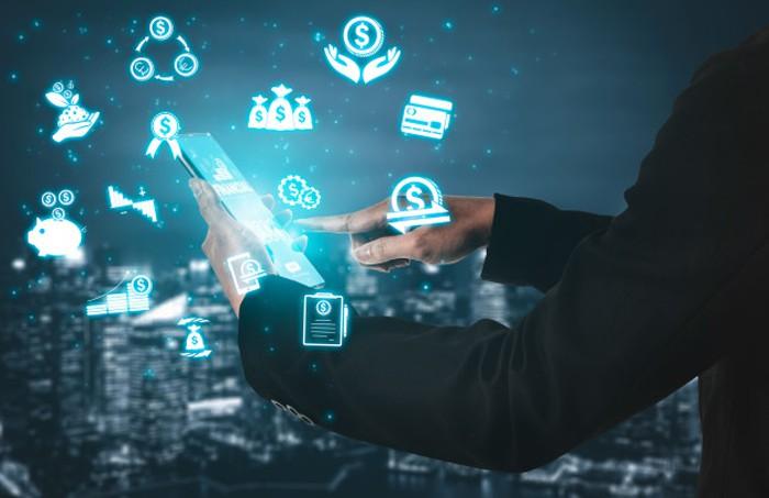 Fintech áp dụng cho công ty công nghệ thông tin triển khai dịch vụ tài chính