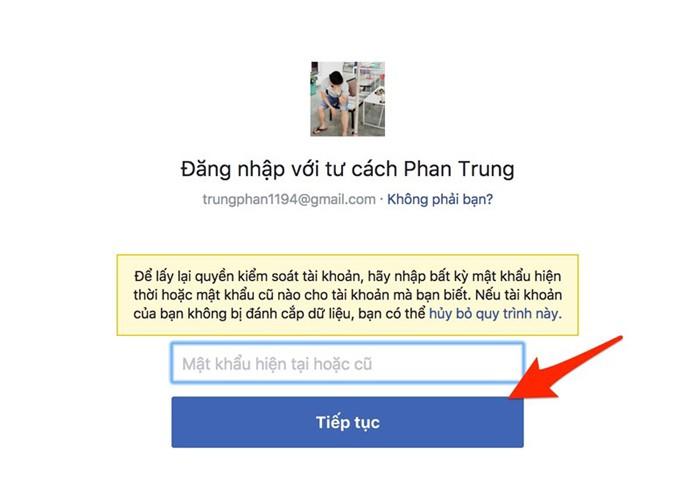 Cách hack facebook bằng số điện thoại
