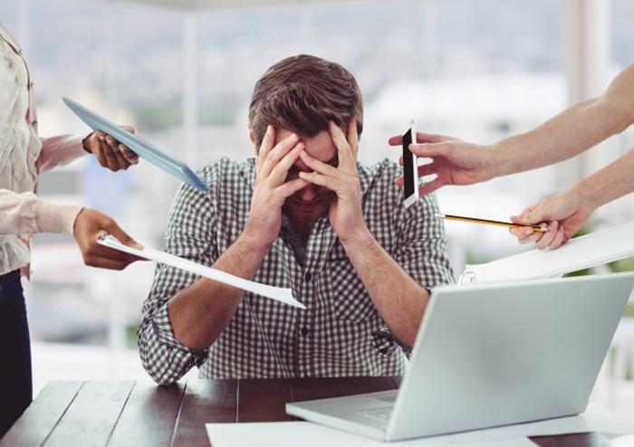 Deadline hoàn thành công việc khiến bạn stress, căng thẳng