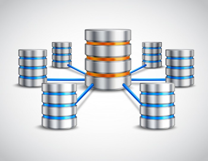 Hệ thống lưu trữ cơ sở dữ liệu có liên quan với nhau