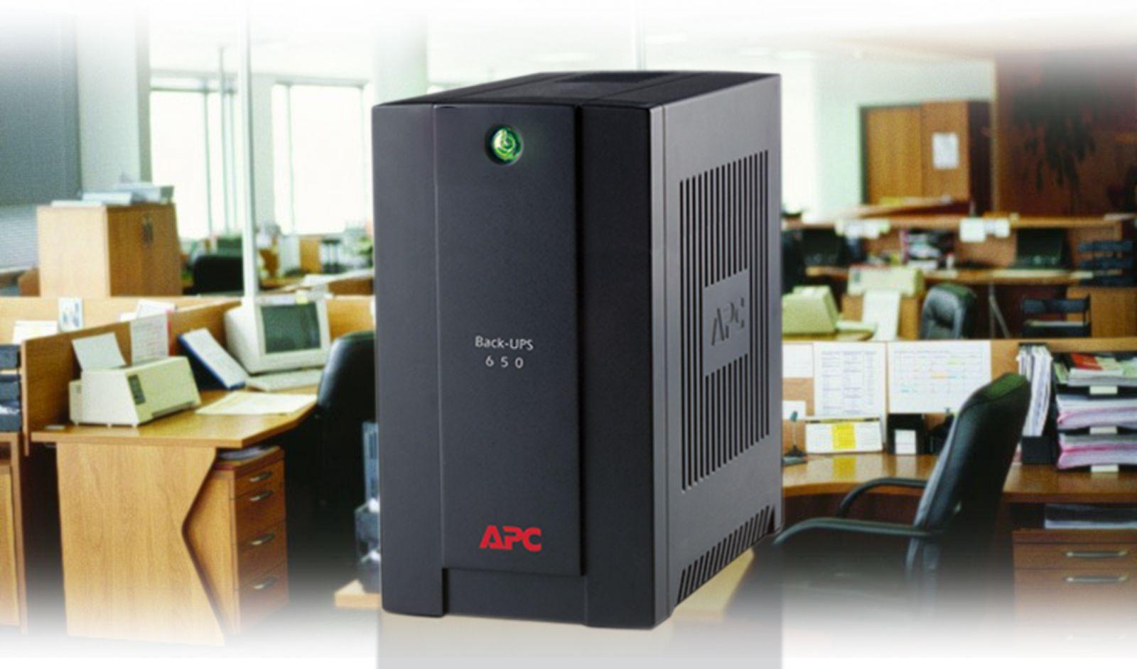 UPS giúp đảm bảo duy trì nguồn điện cho các thiết bị tiếp tục vận hành