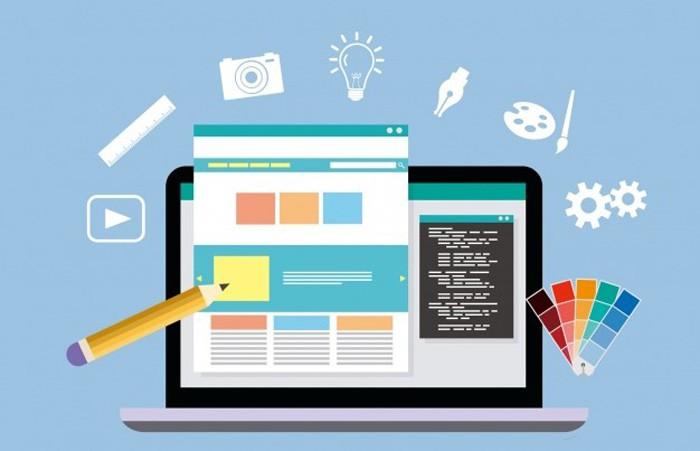 Người dùng có thể cập nhật các thông tin liên quan đến doanh nghiệp, sản phẩm/dịch vụ qua Website