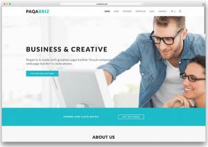 Website giới thiệu công ty gồm thông tin đầy đủ và quan trọng về doanh nghiệp