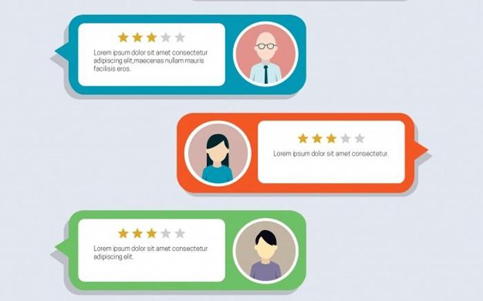 Những đánh giá của khách hàng trên Website giúp bạn cải tiến sản phẩm
