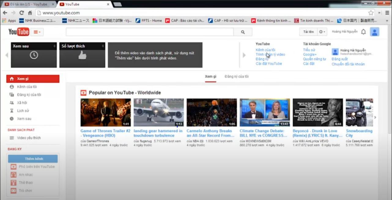 Cách đăng ký kiếm tiền trên Youtube 15