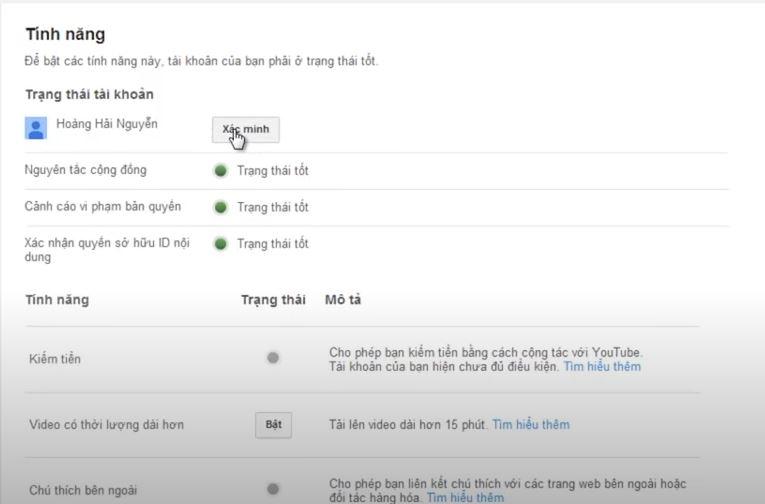Cách đăng ký kiếm tiền trên Youtube 17