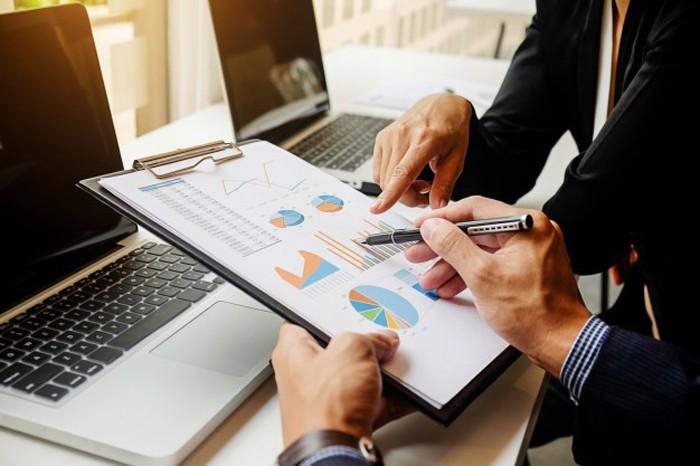 Con số tài chính thể hiện tình hình hoạt động kinh doanh của doanh nghiệp và tính thanh khoản
