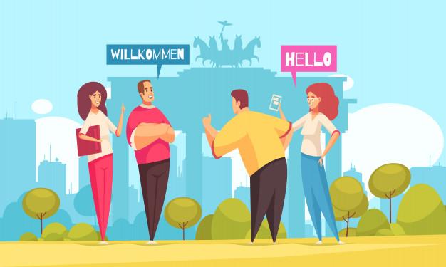 Cách học tiếng Anh giao tiếp bằng cách tìm người bản xứ trò chuyện
