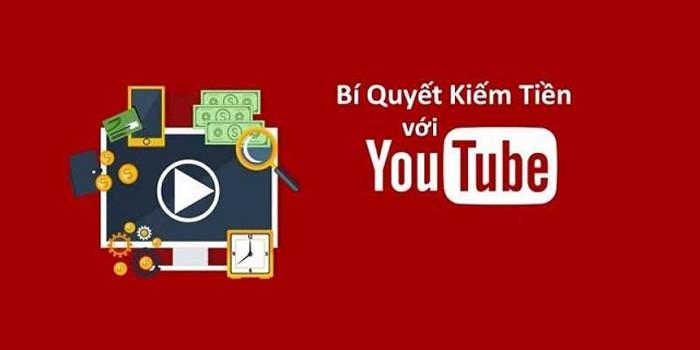 Cách kiếm tiền từ Youtube là điều mà nhiều người quan tâm