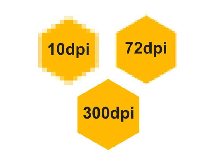 DPI là thuật ngữ quá quen thuộc với dân thiết kế đồ họa và in ấn