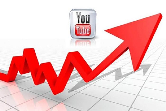 Lượt view càng tăng cao thì kênh Youtube của bạn càng kiếm được nhiều tiền