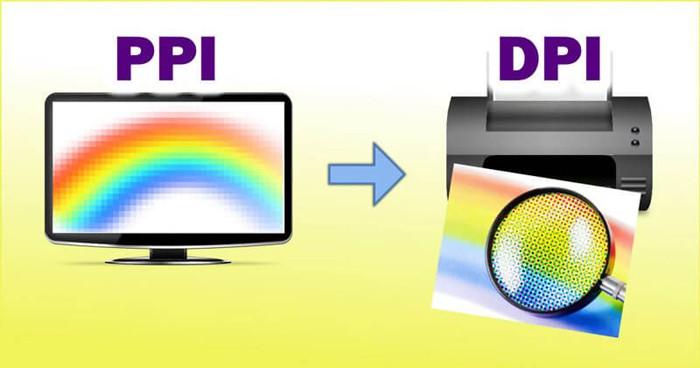 Màn hình có DPI khác nhau thì cách hiển thị ảnh cũng sẽ khác nhau