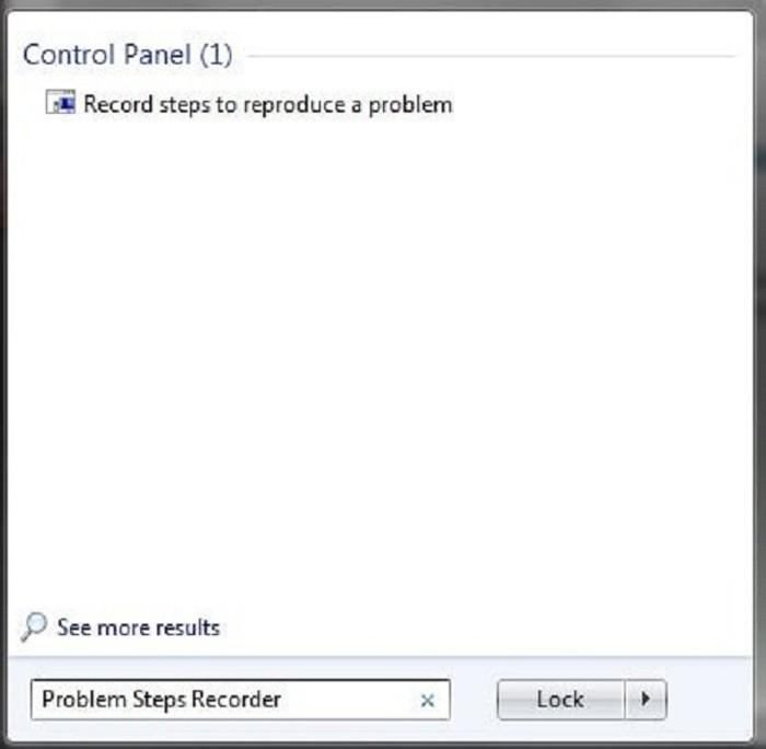 Mở hộp thoại trên màn hình máy tính