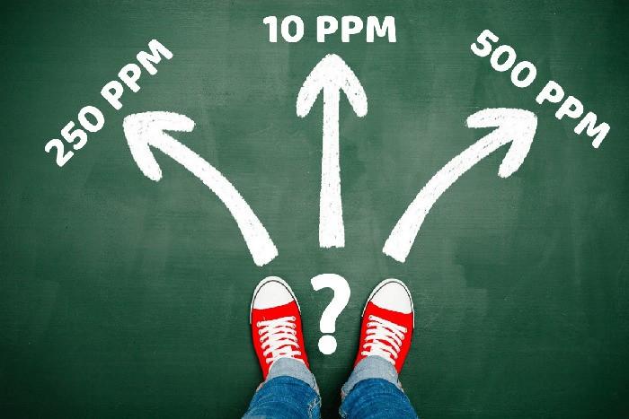 PPM là một đơn vị xuất hiện khá nhiều trong học tập hoặc đời sống hàng ngày