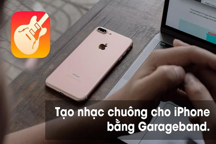 Cách làm nhạc chuông iPhone bằng ứng dụng GarageBand