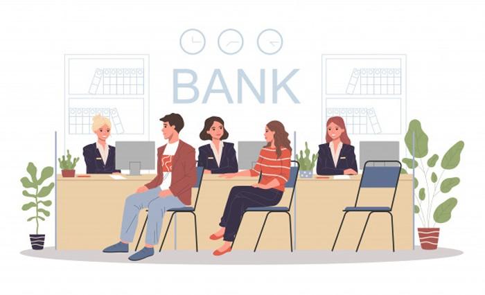 Các ngân hàng thường xuyên đối mặt với trạng thái thặng dư hoặc thâm hụt