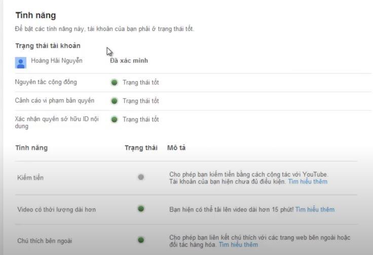 Cách đăng ký kiếm tiền trên Youtube 21