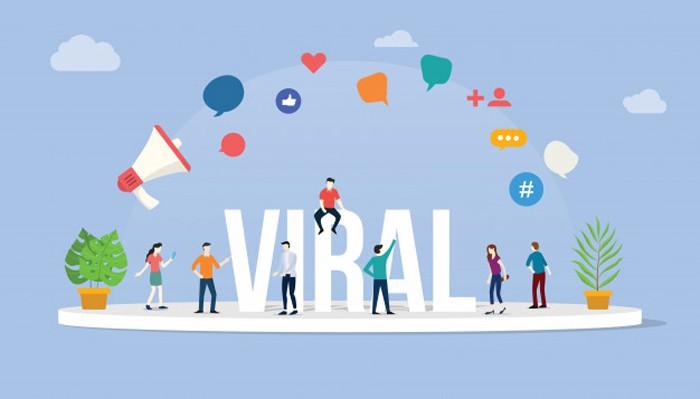 Viral hiện đang là thuật ngữ phổ biến trong giới marketing