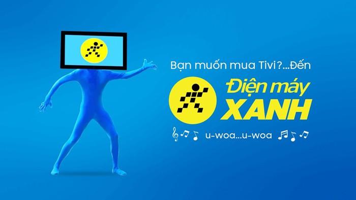 Điện máy xanh là thương hiệu sử dụng tối đa hiệu quả từ Viral video