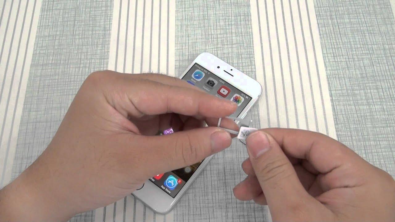 Máy không nhận sóng 1 trong 2 sim hoặc cả 2 sim thì đó là iPhone Lock