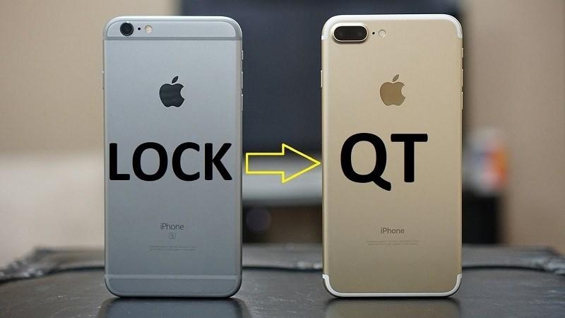 Với mức giá rẻ hơn, bạn có thể sở hữu iPhone Lock có mẫu mã, chất lượng tương đương iPhone quốc tế