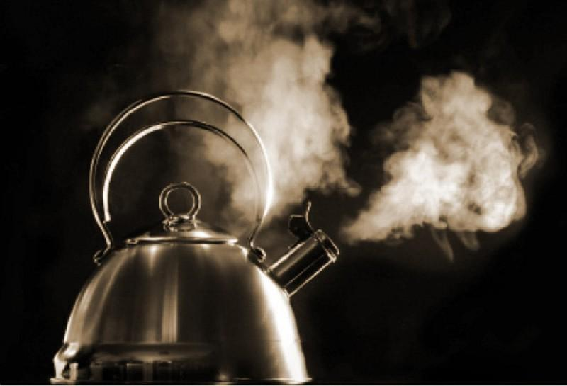 Nước pha trà quyết định đến hương vị trà