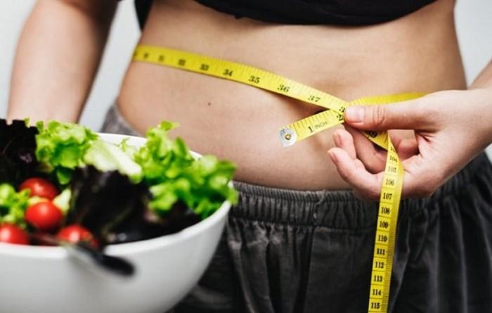 Ăn nhiều rau xanh và trái cây giúp giảm cân hiệu quả