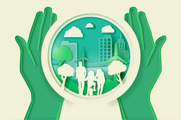 Bảo vệ môi trường chính là việc bảo vệ cuộc sống cho con người