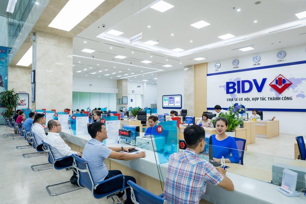 BIDV thuộc top ngân hàng lớn và uy tín nhất Việt Nam