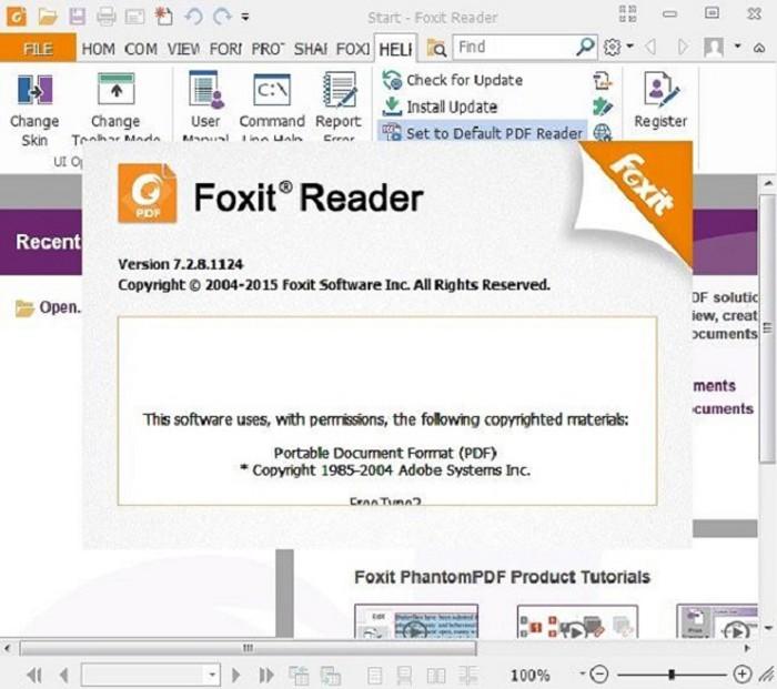 Cách chỉnh sửa file PDF bằng phần mềm Foxit Reader