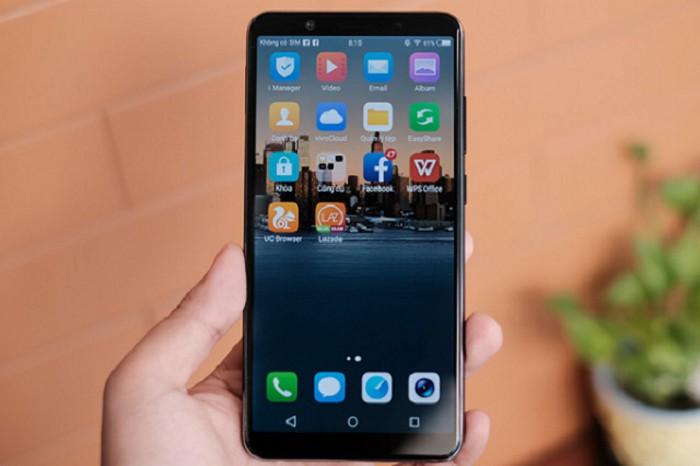 Cách chụp màn hình điện thoại Vivo V15 Pro