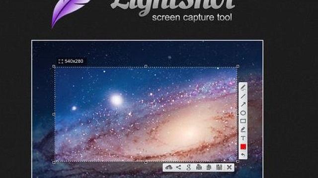Cách chụp màn hình máy tính HP bằng Lightshot giúp bạn chỉnh sửa ảnh dễ dàng