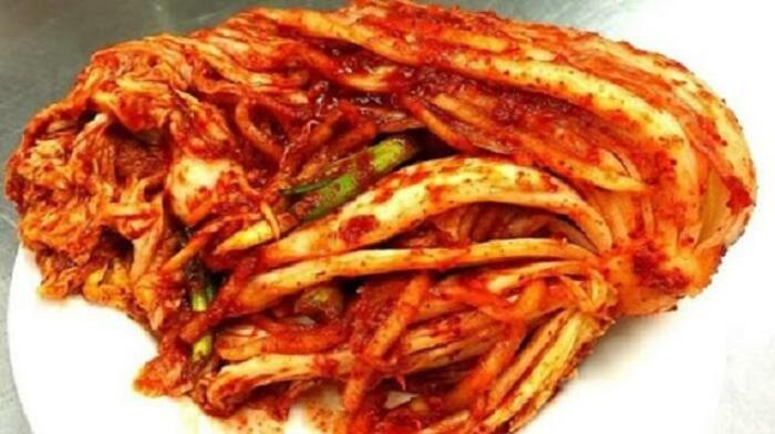 Món kim chi Việt Nam ngon khó cưỡng sau khi làm xong
