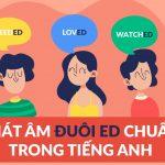 Cách phát âm ed và những mẹo hay bạn chưa biết