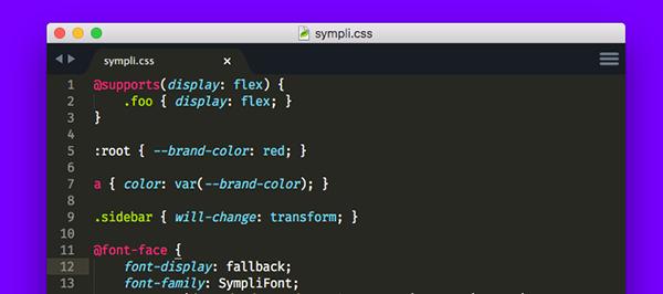 Cấu trúc một đoạn CSS gồm các vùng chọn, thuộc tính và giá trị