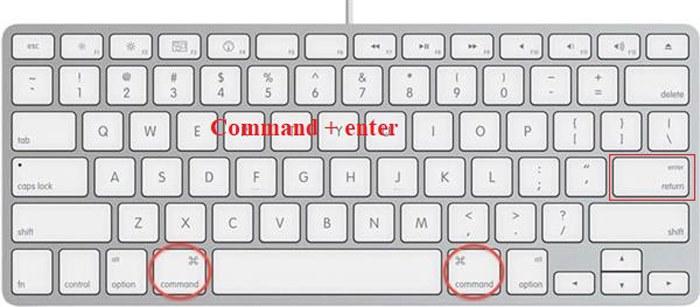Cách xuống dòng trong excel Mac