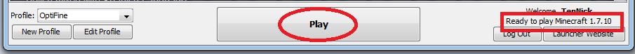 """nhấp """"play"""""""