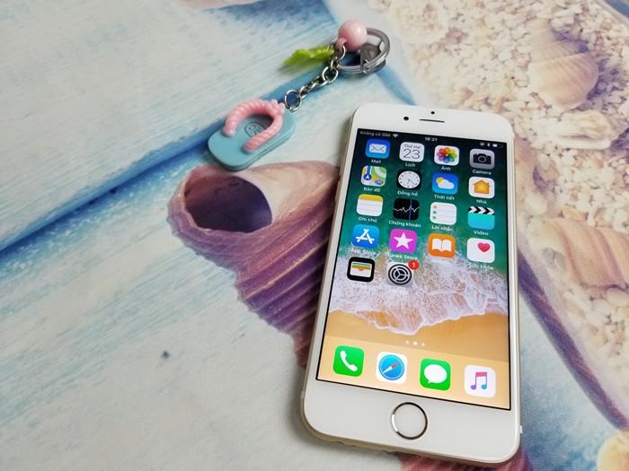 iPhone Lock có kiểu dáng và phần cứng giống với phiên bản quốc tế