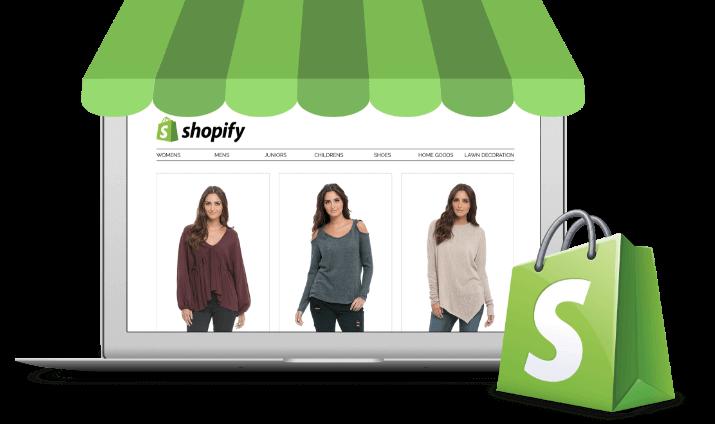 Bạn không cần có kiến thức lập trình thì vẫn có thể tạo được website trên nền tảng Shopify