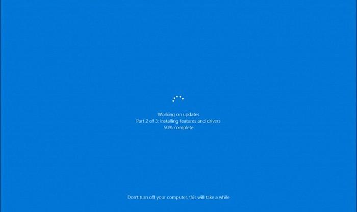 Máy tính tự Update gây ra nhiều phiền toái cho người dùng