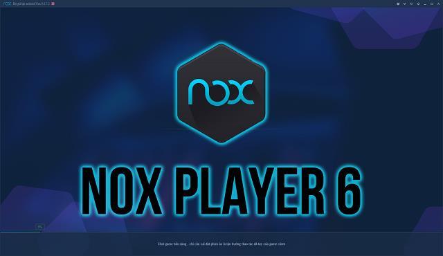 Sử dụng phần mềm giả lập Nox player để chơi Free Fire trên máy tính.