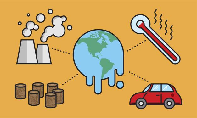 Hiện tượng toàn cầu nóng lên tác động lớn đến môi trường, xã hội