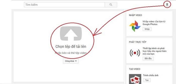 Tải video lên youtube bằng máy tính thật dễ dàng làm sao