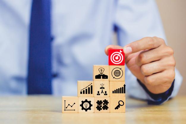 Target là yếu tố hàng đầu quyết định đến sự thành công của một doanh nghiệp